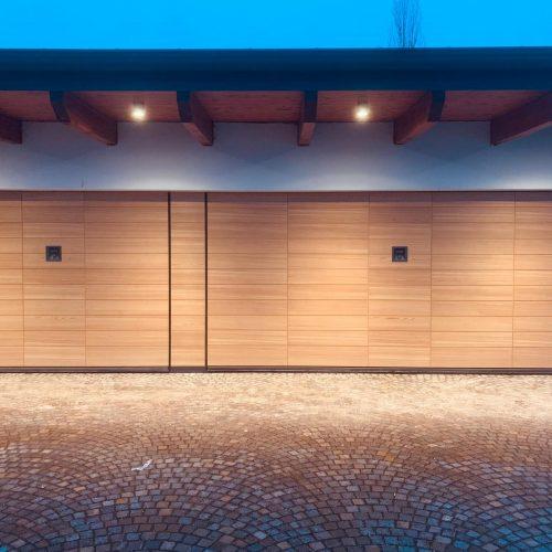 Secur Silvelox Garage Door