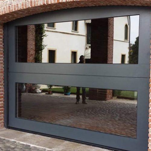 Securlap Silvelox Garage Door