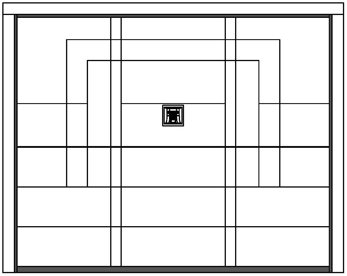 ARA Securlap Single Door
