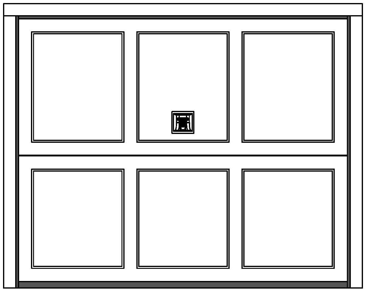 BOX Securlap Single Door