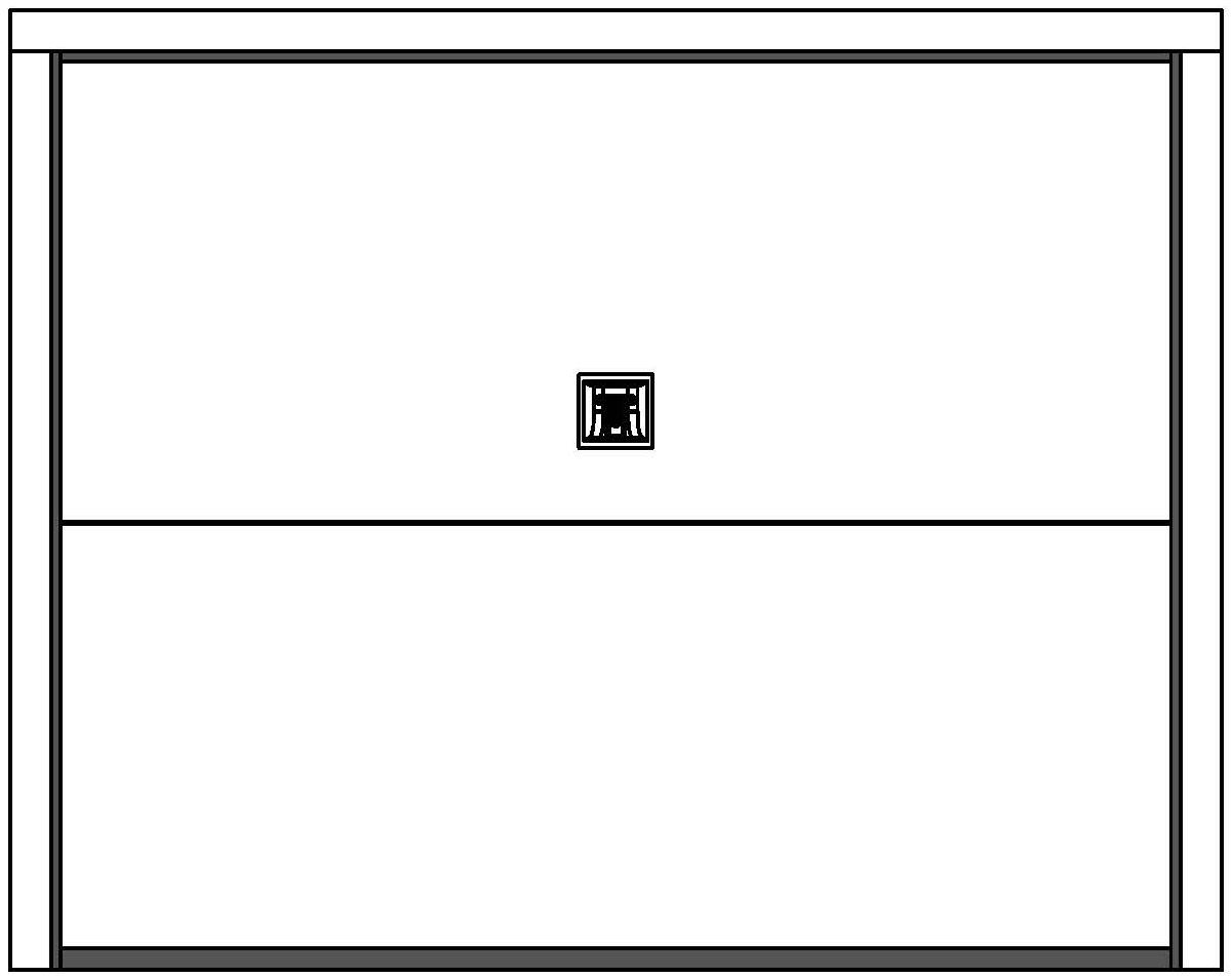 DUO Securlap Single Door