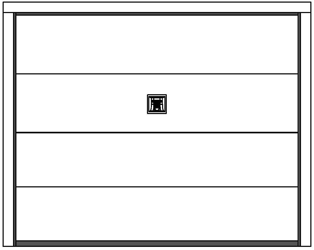 EMI Securlap Single Door