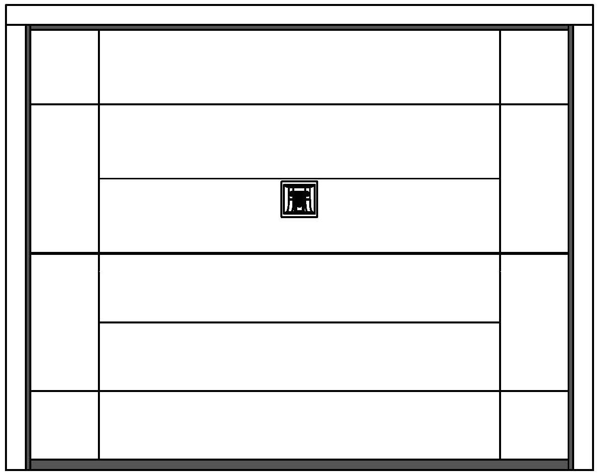 GEO Securlap Single Door