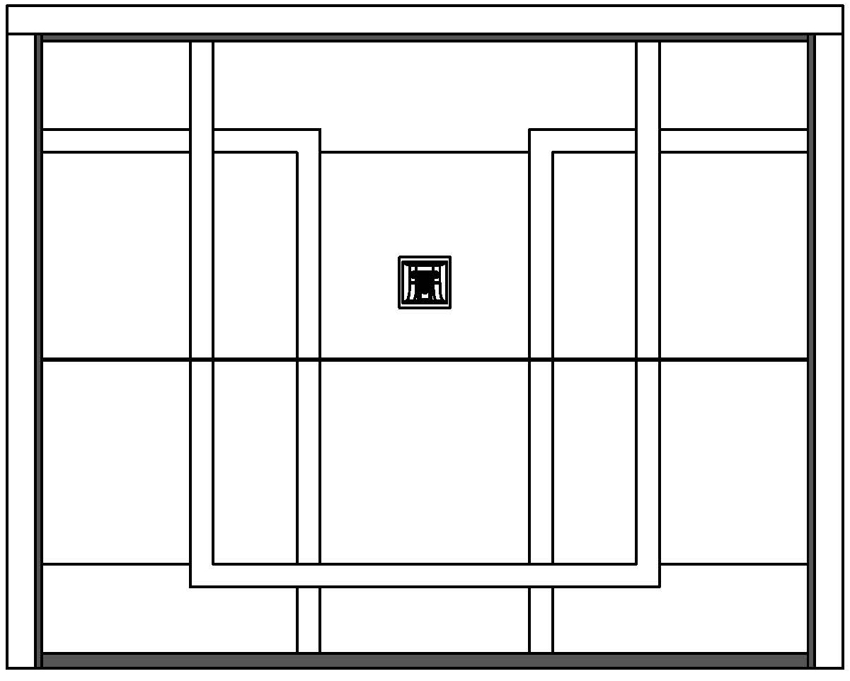 TAU Securlap Single Door