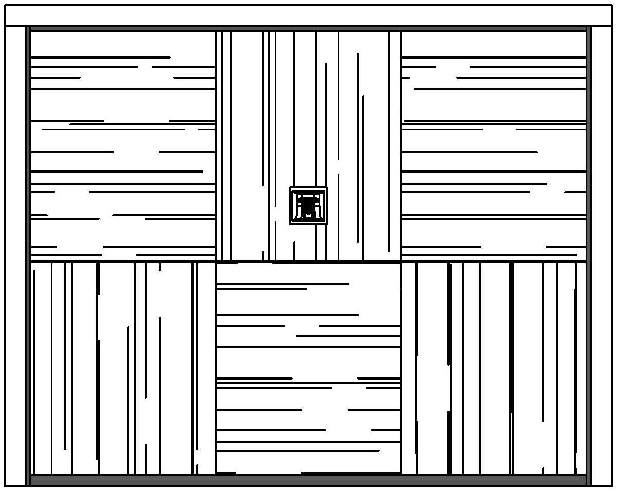 TEX Securlap Single Door