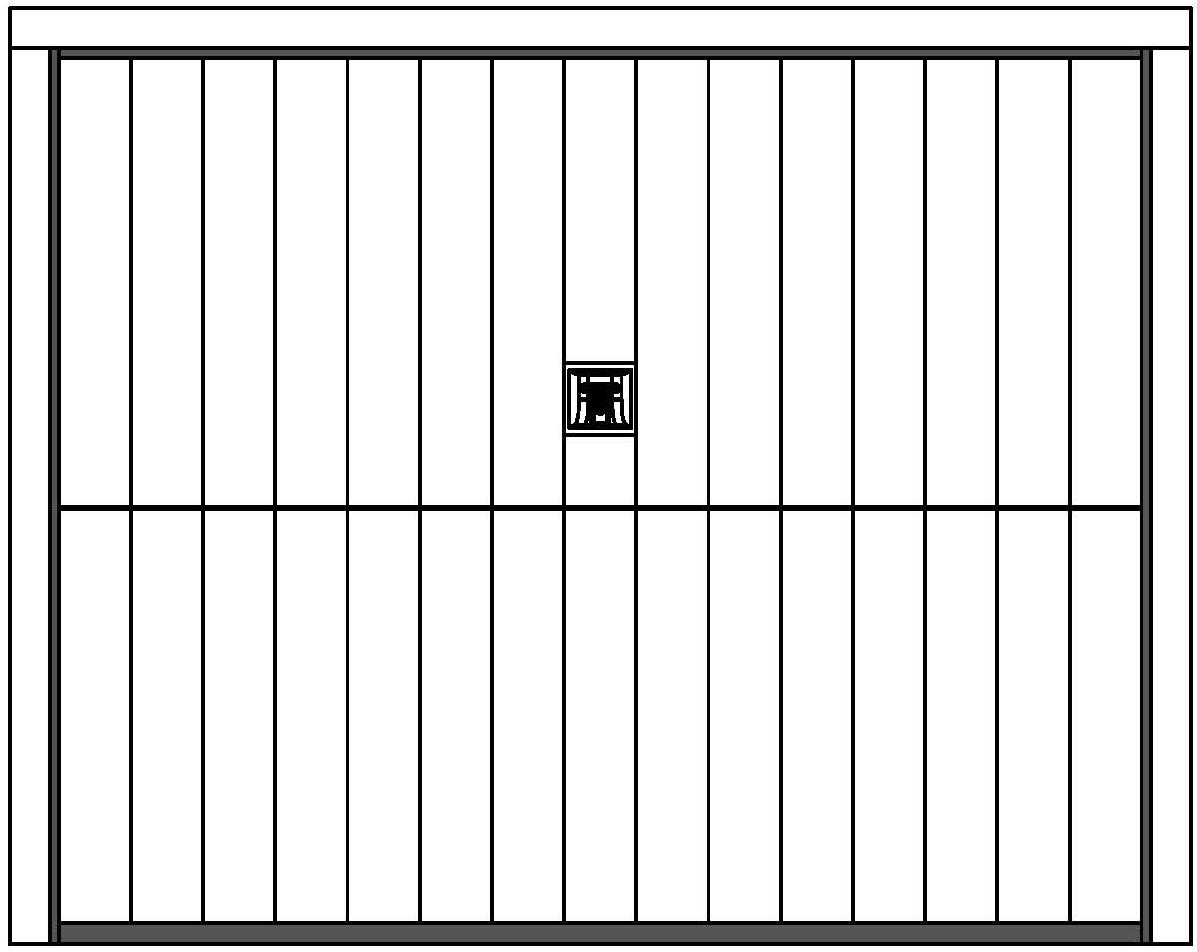 VIP Securlap Single Door