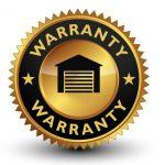 garage door warranty silvelox